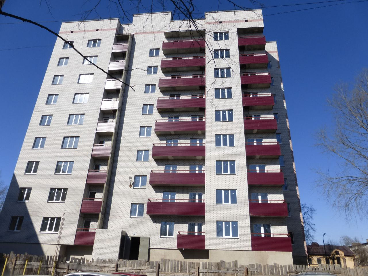 жилой комплекс Пр-т Октябрьский, д. 51
