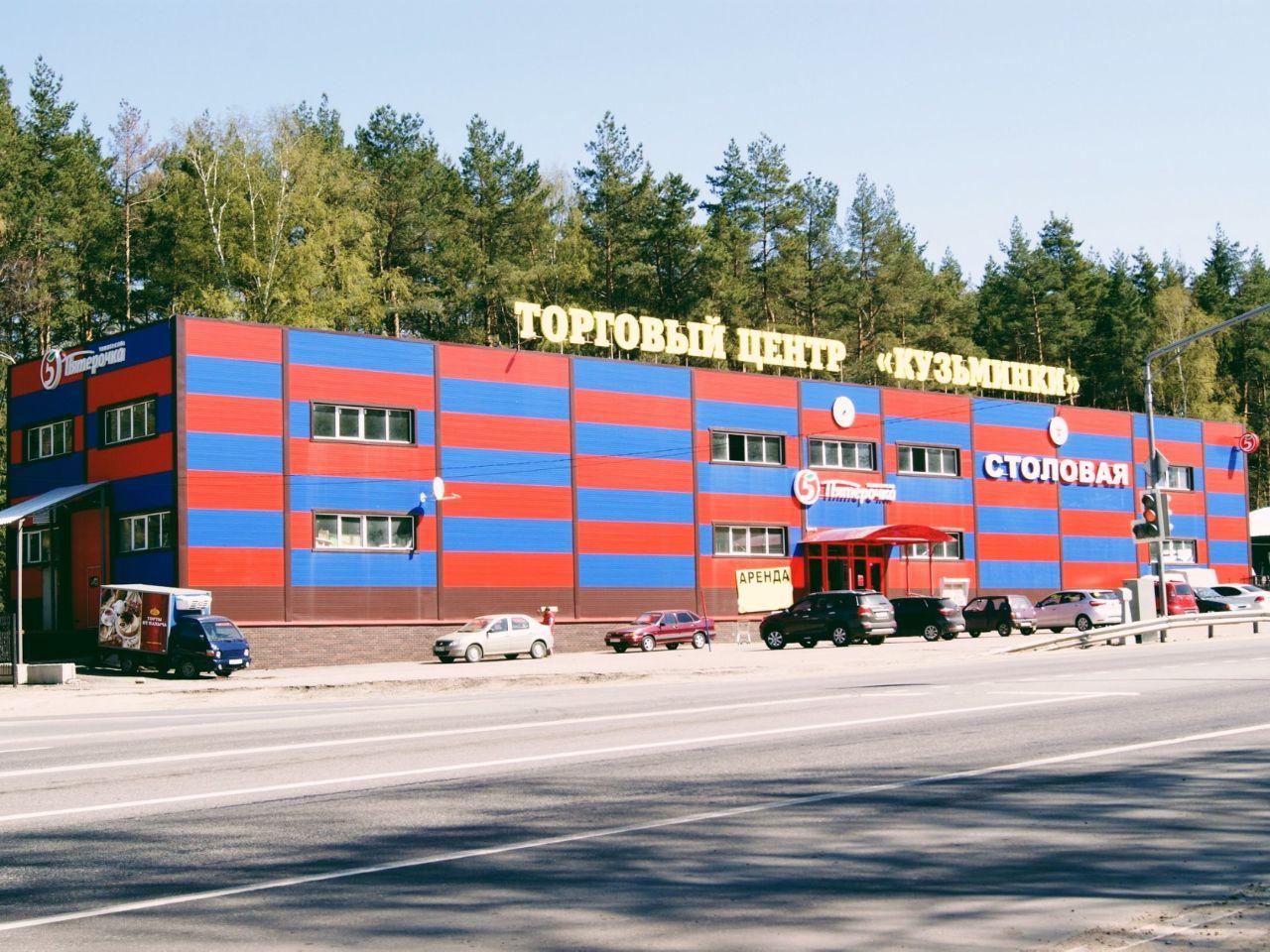 аренда помещений в ТЦ Кузьминки