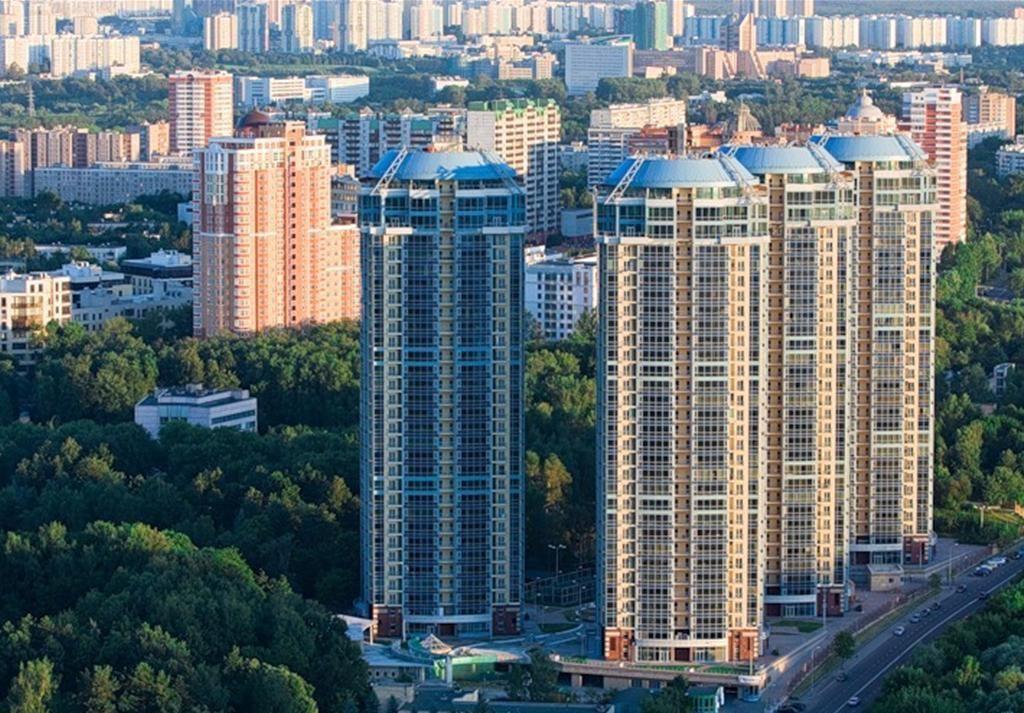 продажа квартир Кутузовская Ривьера
