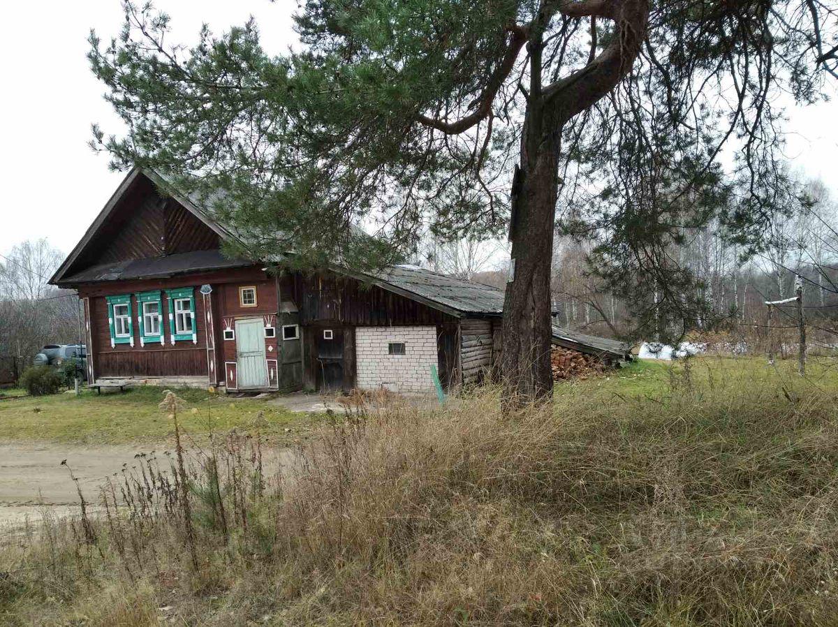 Купить дом 40м² Нижегородская область, Бор городской округ, Юрасово деревня - база ЦИАН, объявление 254556165
