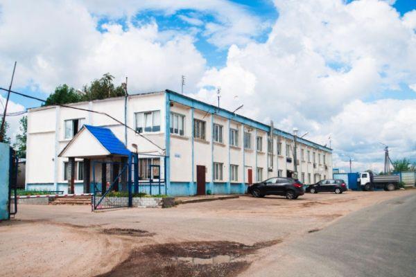 Складской комплекс на ул. Краснодарская, 12