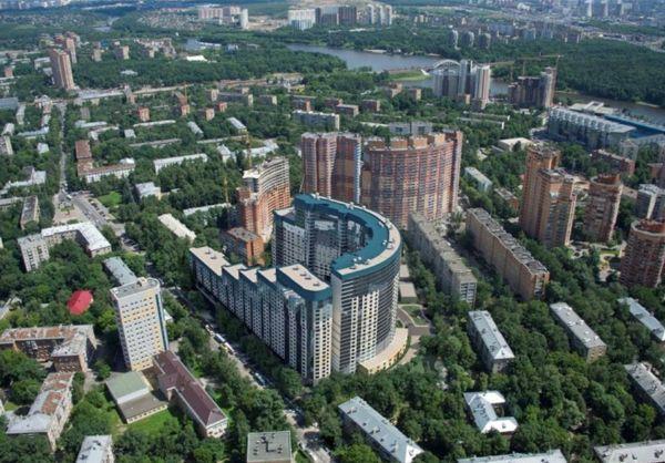 2-я Фотография ЖК «Московская 21»
