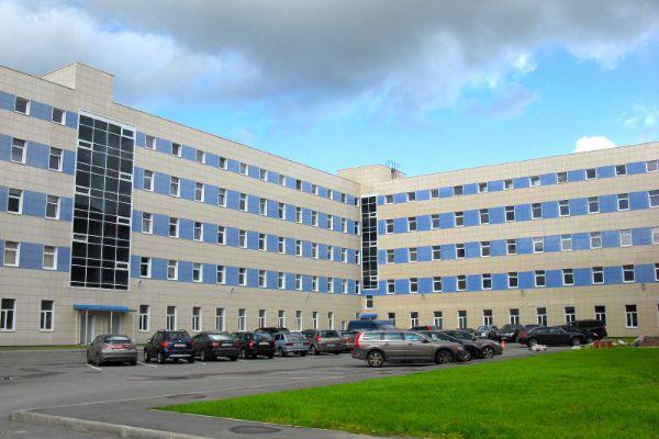 Бизнес-центр Парнас Центр