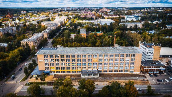 Многофункциональный комплекс Fабрика