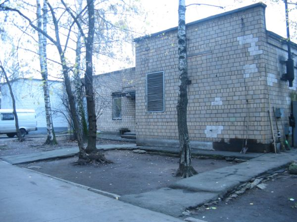 Отдельно стоящее здание на ул. Байкальская, 13с1