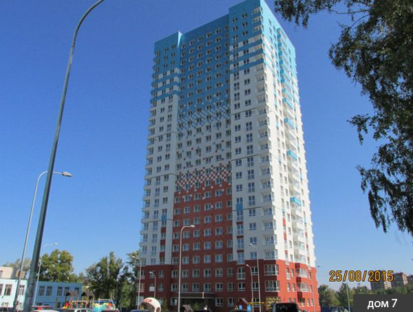 3-я Фотография ЖК «Гагаринские высоты»