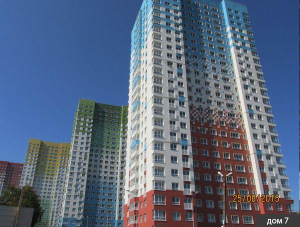 4-я Фотография ЖК «Гагаринские высоты»