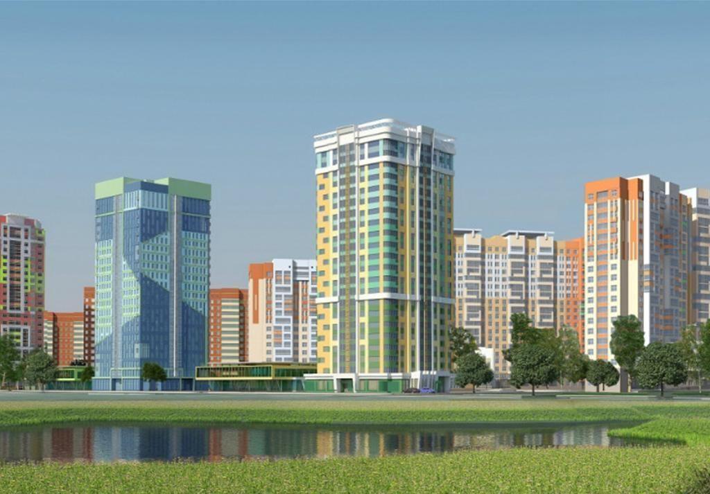 жилой комплекс Прима-Парк