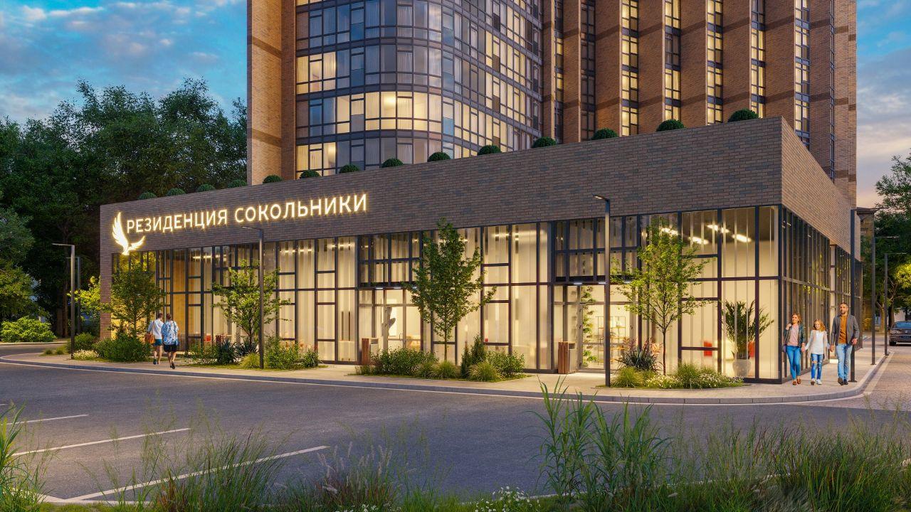 жилой комплекс Резиденция Сокольники