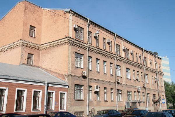 Бизнес-центр на Большом Сампсониевском проспекте, 66