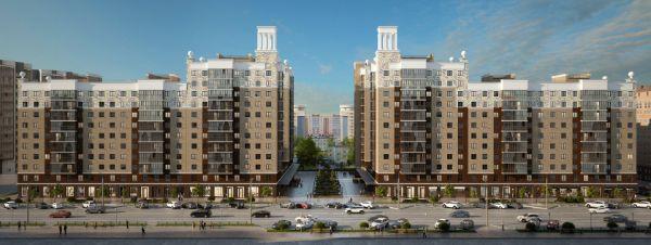 5-я Фотография ЖК «Сити-квартал Александровский»