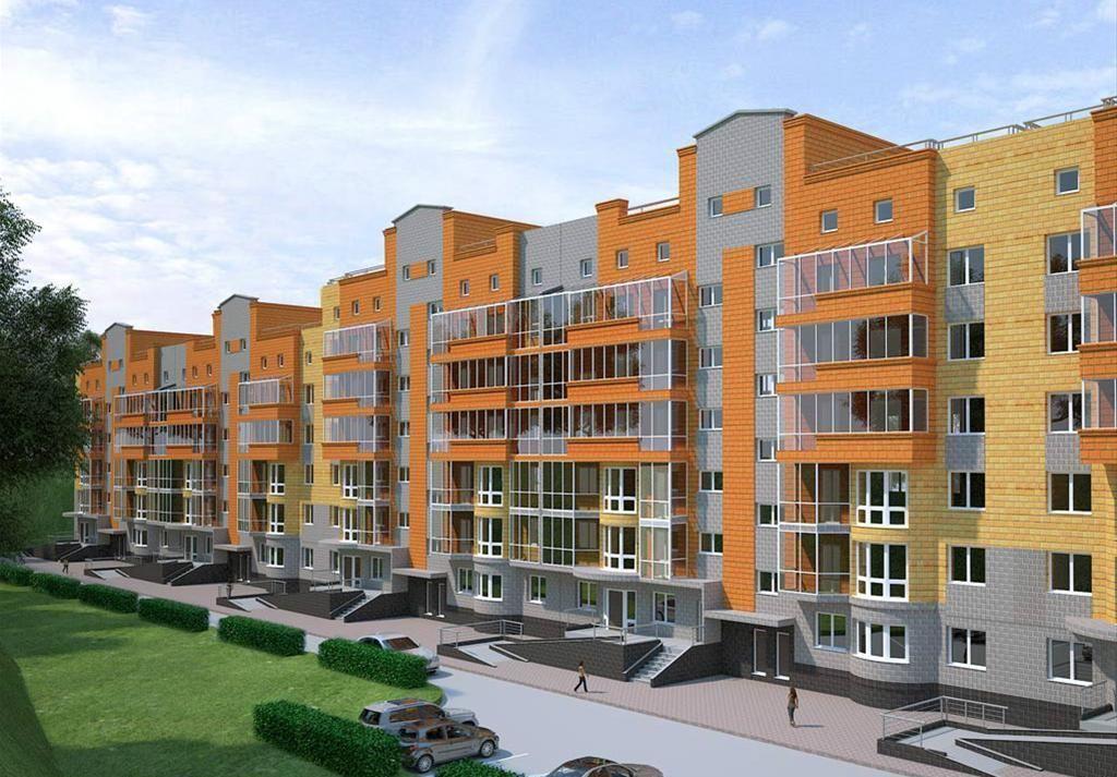 продажа квартир Рублевское предместье
