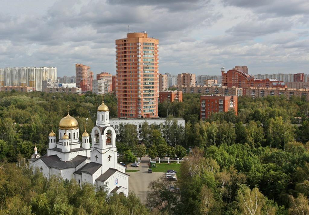 жилой комплекс Лавочкина 23А