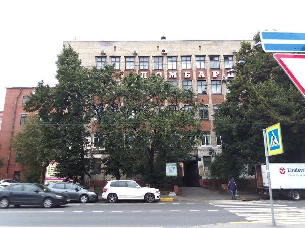 Бизнес-центр на ул. Большая Пушкарская, 20