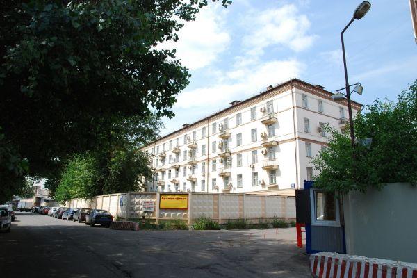 Офисное здание на ул. Розанова, 10с1