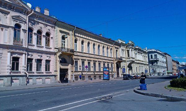 Бизнес-центр на ул. Большая Морская, 57