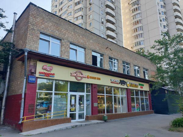 Торговый центр на Волгоградском проспекте, 108