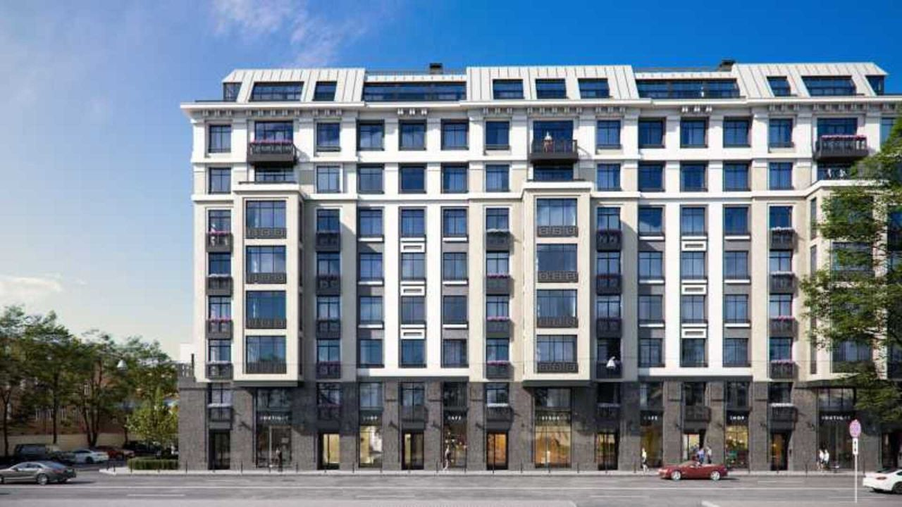 продажа квартир На проспекте Бакунина, 33