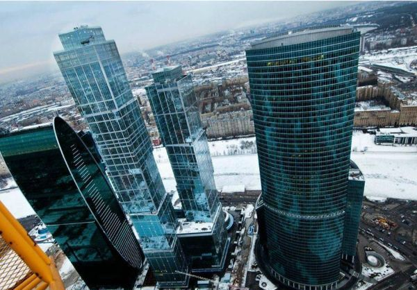 1-я Фотография ЖК «Башня Евразия»