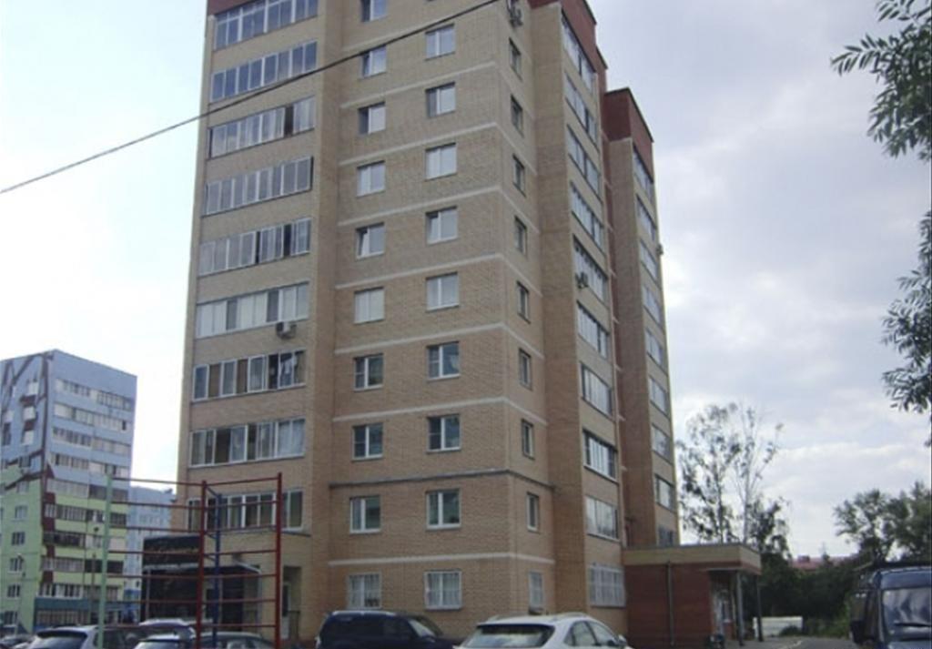 ЖК Чугунова 32А