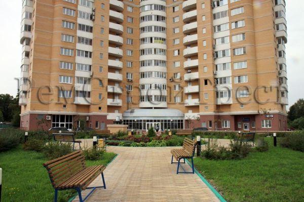 4-я Фотография ЖК «Ленинский проспект 105к3»