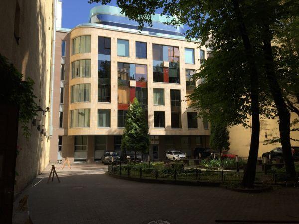 Бизнес-центр на ул. Чайковского, 44