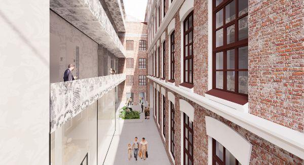 12-я Фотография ЖК «Лофт квартал апартаментов Fabrik (Фабрик)»