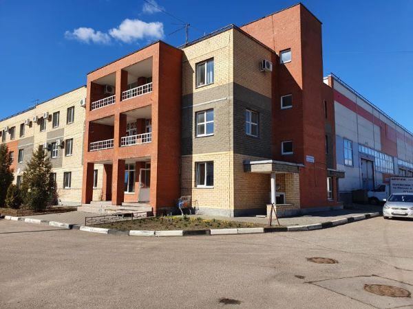 Офисно-складской комплекс на ул. Силикатная, 51АС1