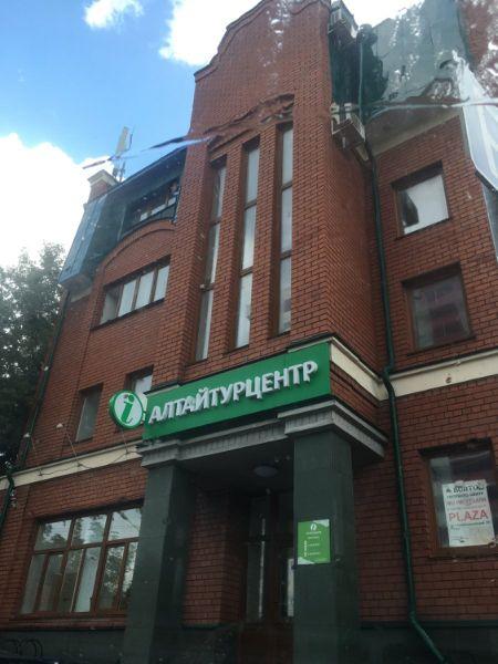 Отдельно стоящее здание на Красноармейском проспекте, 16А
