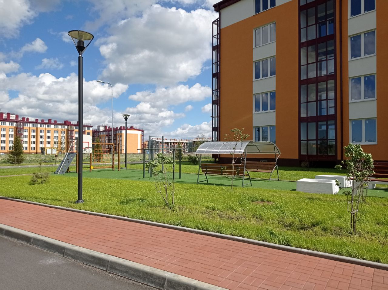 жилой комплекс Образцовый квартал 6