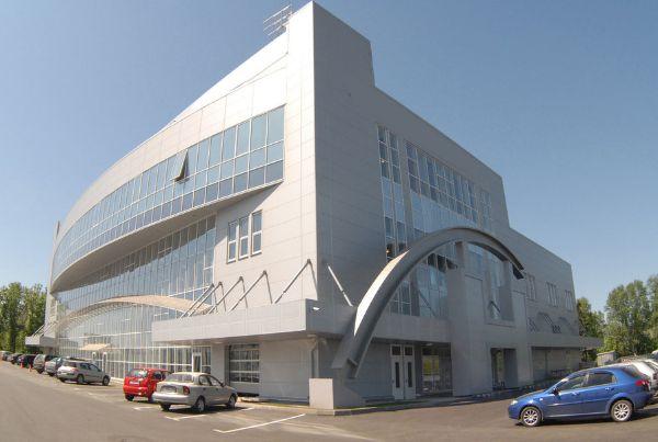Многофункциональный комплекс на Ярославском шоссе, вл1с1