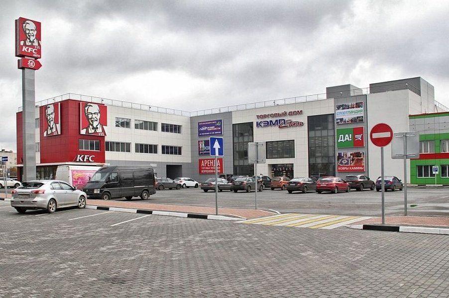Торговом центре Кэмп