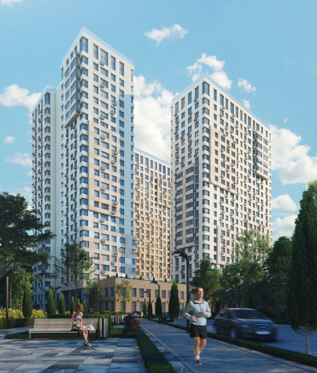 жилой комплекс Талисман на Дмитровском