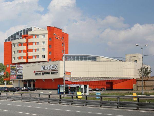Торгово-офисный комплекс Madex (Мадекс)