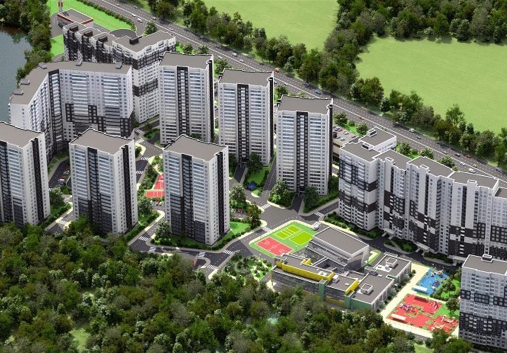 продажа квартир Одинцовский Парк