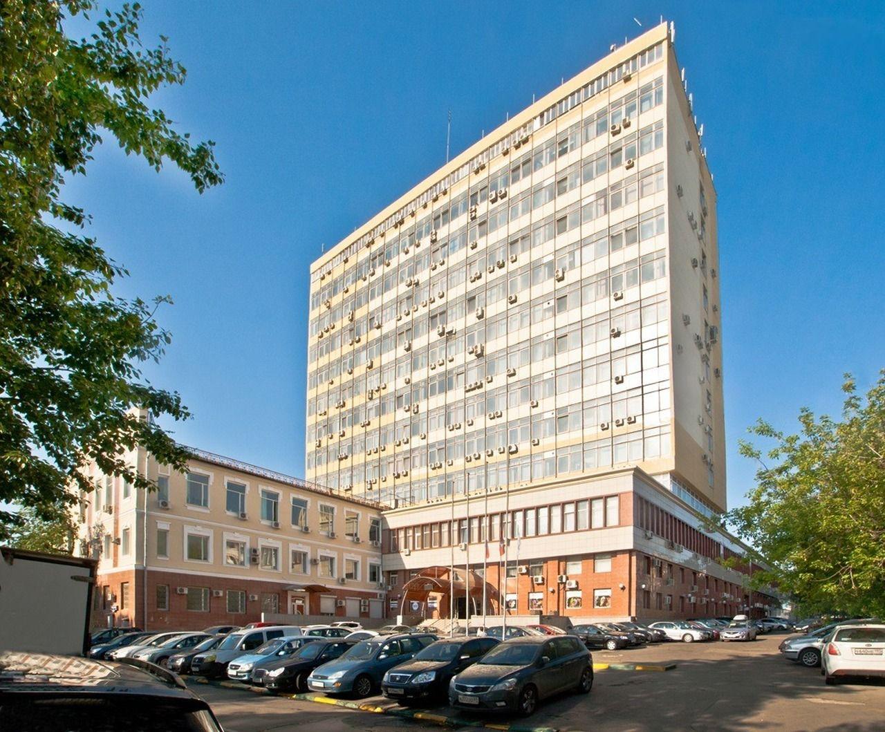 Бизнес Центр Серпуховской Двор на Шаболовке