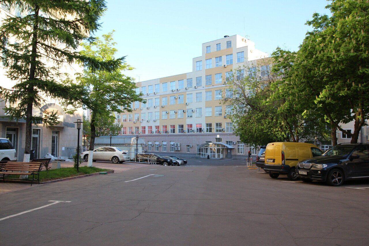БЦ Серпуховской Двор на Шаболовке