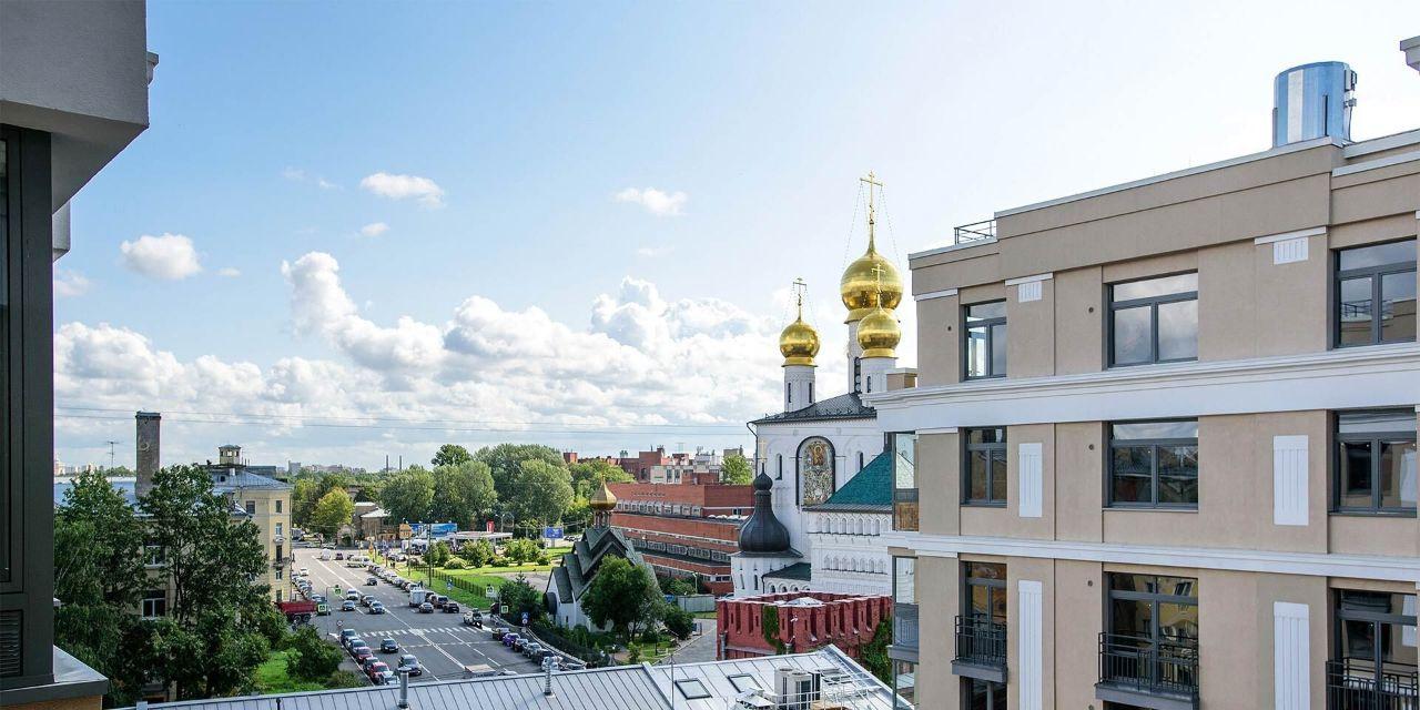 жилой комплекс Дом у Невского