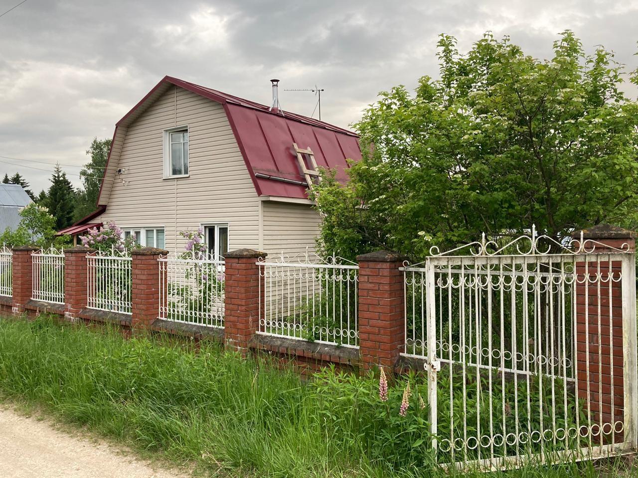 Продажа дома 70м² Московская область, Волоколамский городской округ, Сосновое СНТ - база ЦИАН, объявление 262233655