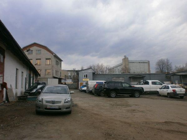 Офисно-производственный комплекс на ул. Союзная, 11