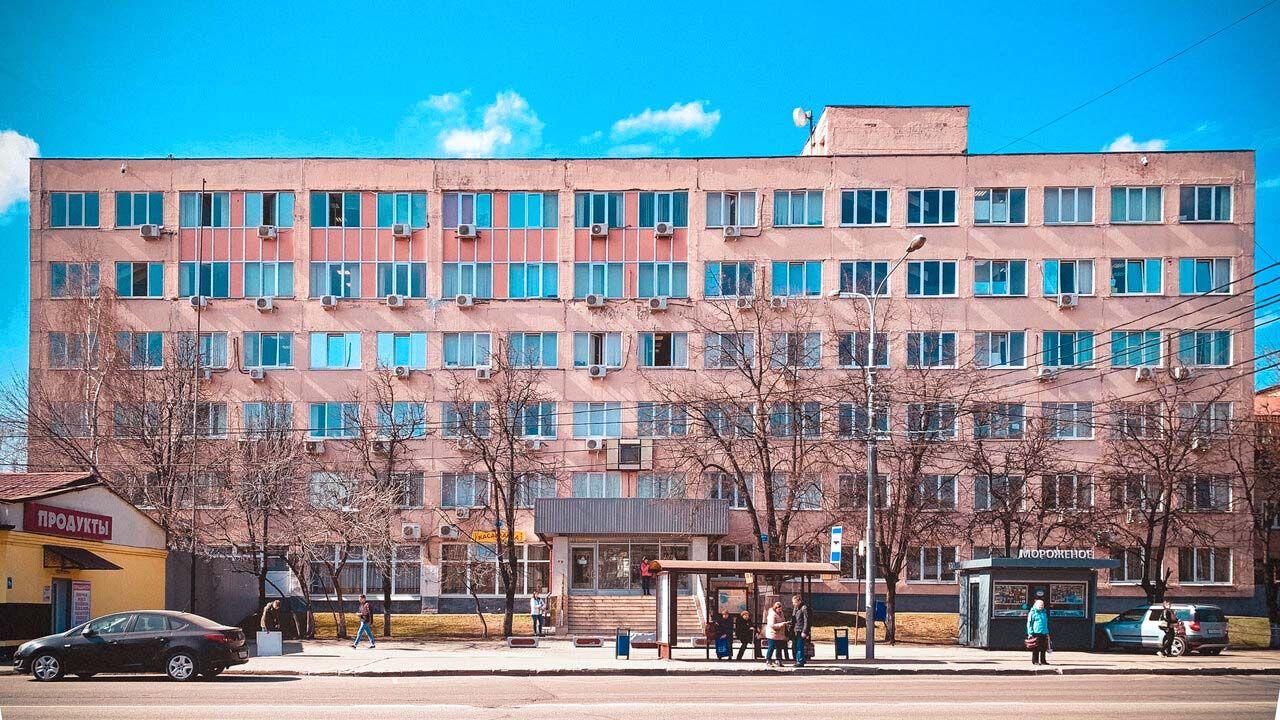 Бизнес Центр Косинская мануфактура (27с16)