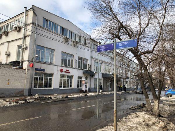 Офисное здание на ул. Большая Новодмитровская, 23