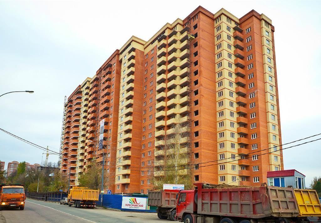 купить квартиру в ЖК Первомайский(Химки)