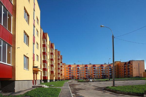 1-я Фотография ЖК «Эко-Чехов»