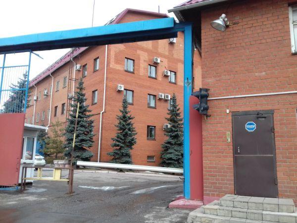 Административное здание на ул. Верхние Поля, 50с3