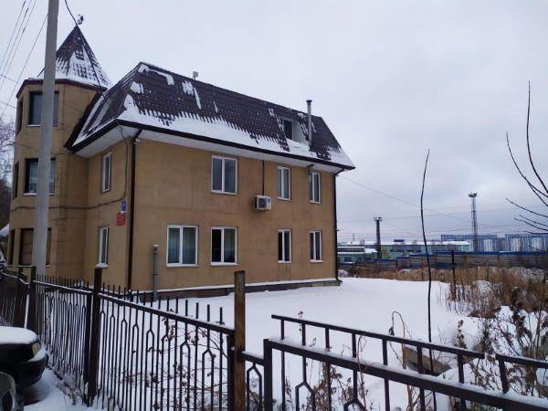 Отдельно стоящее здание на ул. Железнодорожная, 3Б