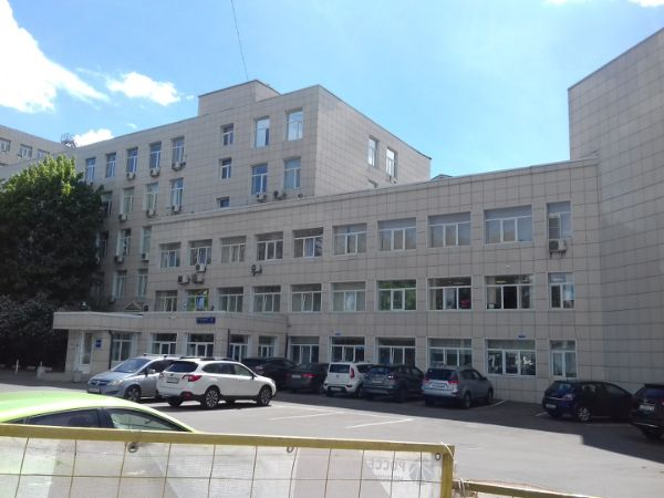Офисный центр На Огородном проезде