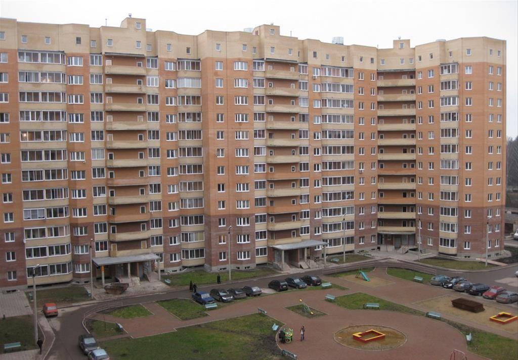 жилой комплекс Подкова