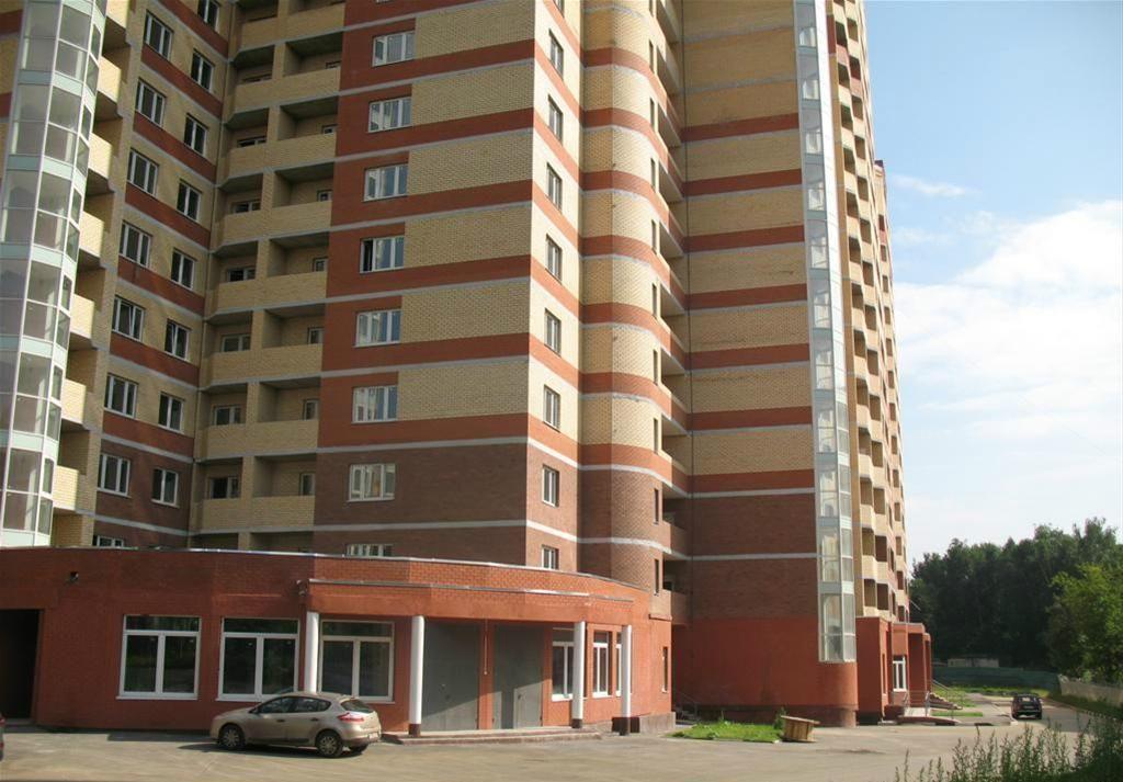 жилой комплекс Серебрянка