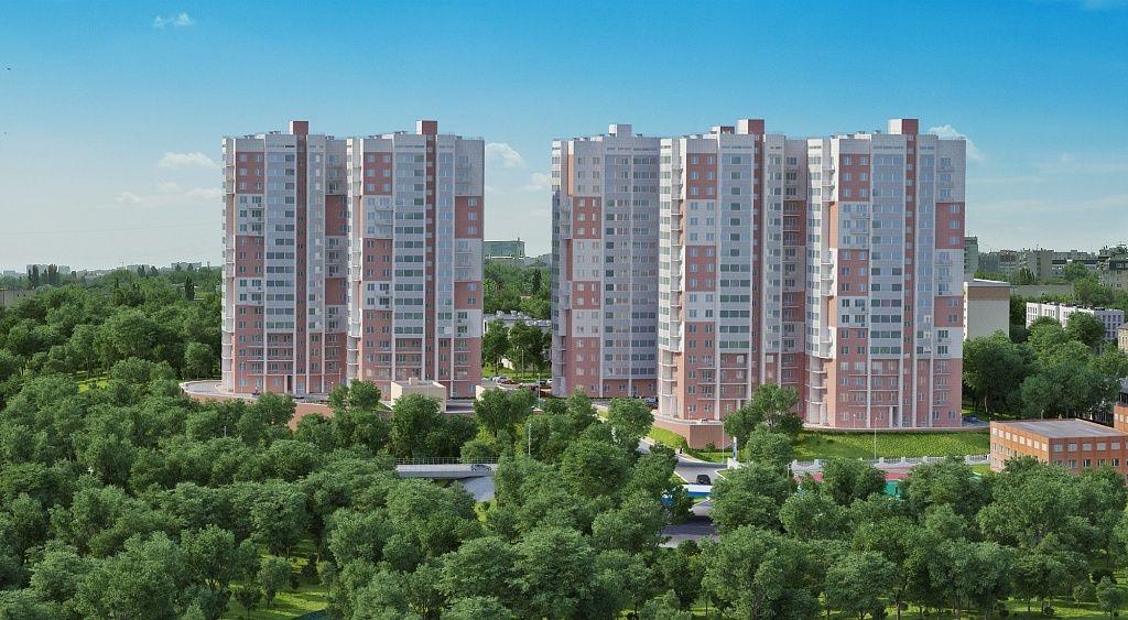 жилой комплекс Дача Шатена